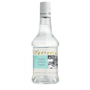 Tetteris Mastiha of Chios Liqueur (24%) 500ml - Greece