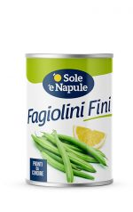 Sole e Napule Green Beans (Can) 400g