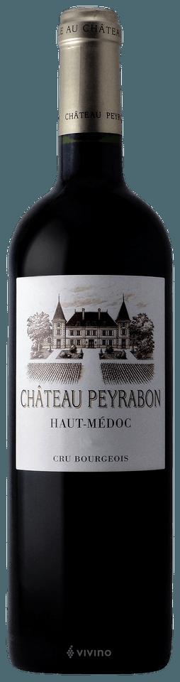 Chateau Peyrabon 75cl - France
