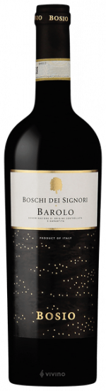 Barolo Bosio 750ML