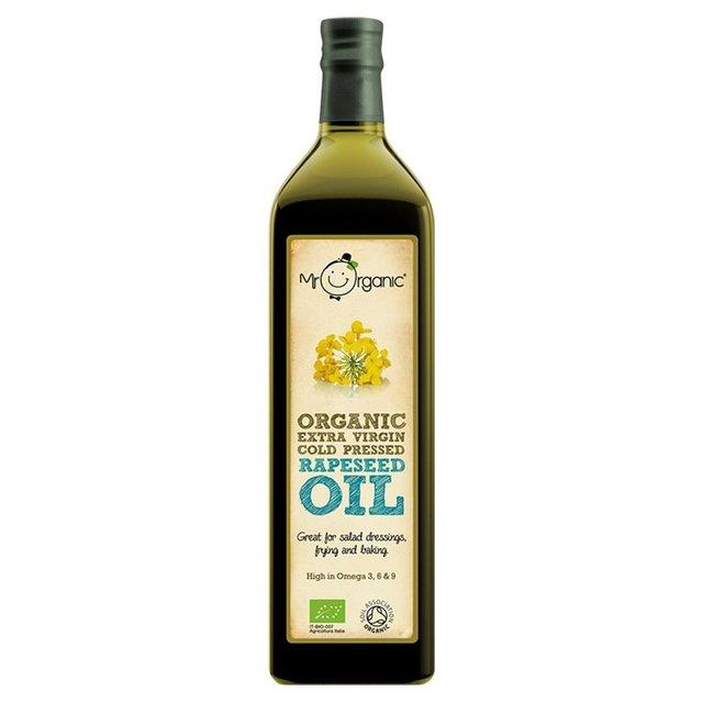 Organic Kitchen Extra Virgin Rapeseed Oil 500ml
