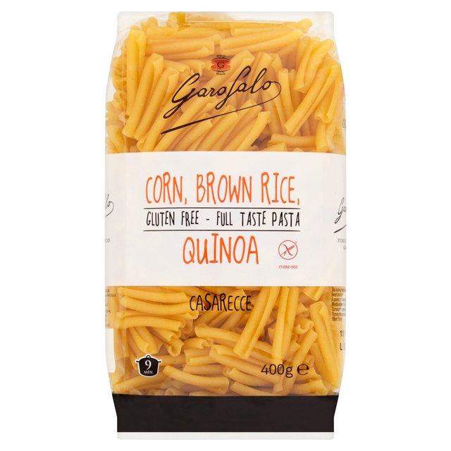 Garofalo Corn, Brown Rice, Quinoa GF Pasta 400g
