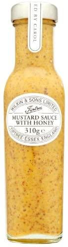 Tiptree Mustard Sauce With Honey 310g