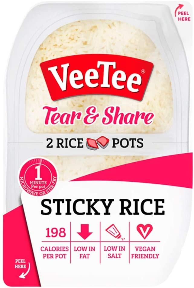 VeeTee Rice & Easy - Sticky Rice 280g