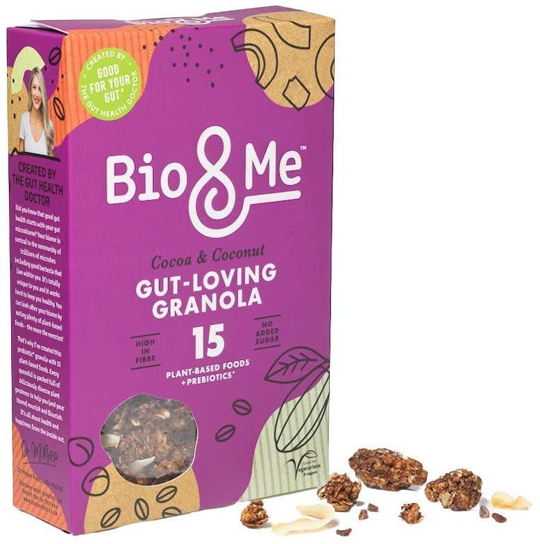 Bio & Me Cocoa & Coconut Granola 360g