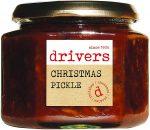 Drivers Christmas Pickle 350g