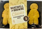 Bakewell And Browne Classic Gingerbread Man 100g