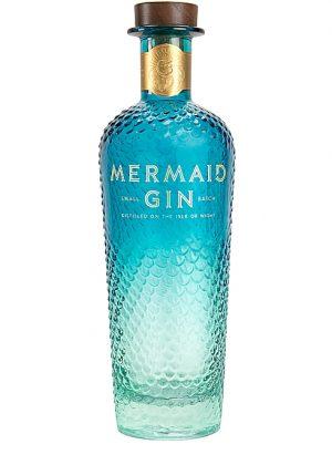 Mermaid Gin Mini London Dry 42% Abv 50ml