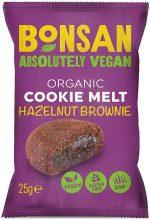 Bonsan Hazelnut Brownie 25g