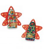 Caffarel Christmas Tree Chocolate For Xmas Tree 12G