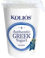 Kolios Greek Yogurt 500g