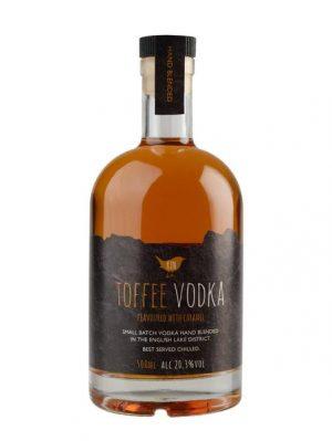 Kin Toffee Vodka Toffee Vodka 20.3% Abv 50cl
