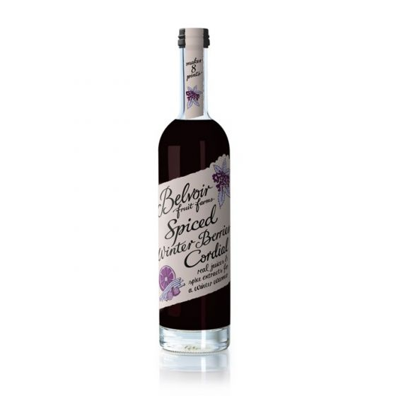 Belvoir Winter Spiced Berry Cordial 500ml