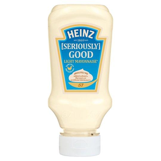 Heinz Light Mayonnaise 230g
