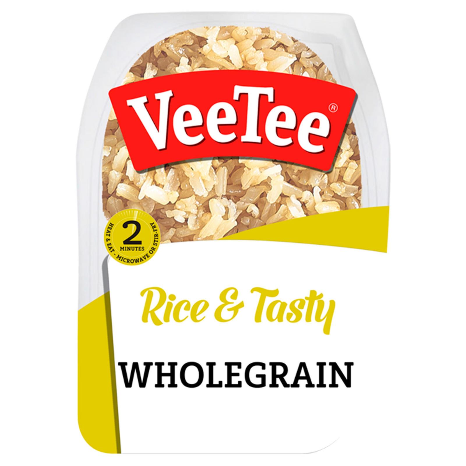 VeeTee Rice & Easy ? Wholegrain Rice 280g