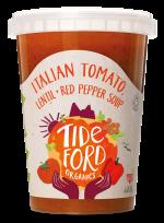 Tideford Organics Organic Smoky Tomato Soup 600g